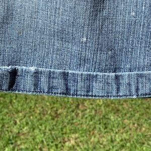 Brooklyn Xpress Shorts - BKLYN Xpress StreetWear Distressed Denim Shorts